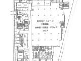 アクタ西宮2階フロア図