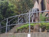天竜荘階段