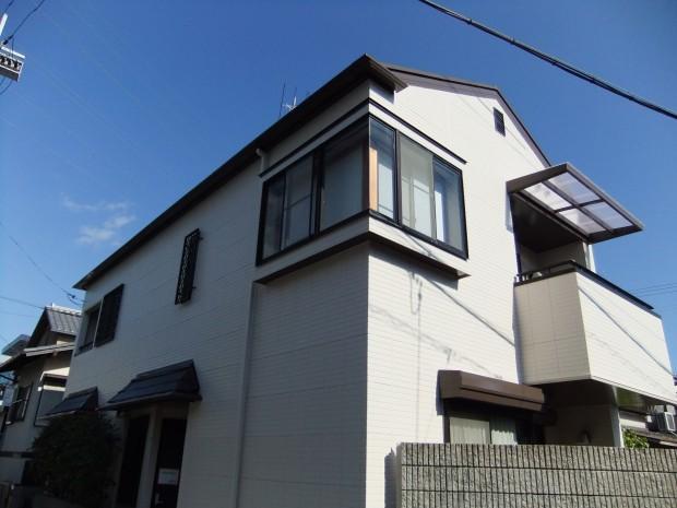 松生町貸家2階部分