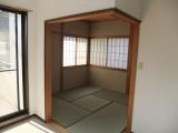 松生町貸家2階内部
